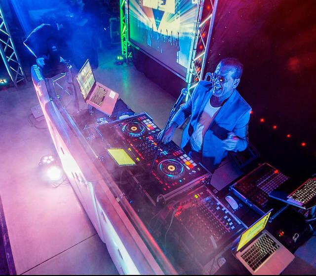 DJ Patrick Animation #www.djpatrick.fr #Partnerofyourbest events