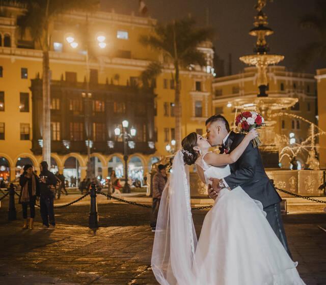 Mary & Luis Carlos - Post boda