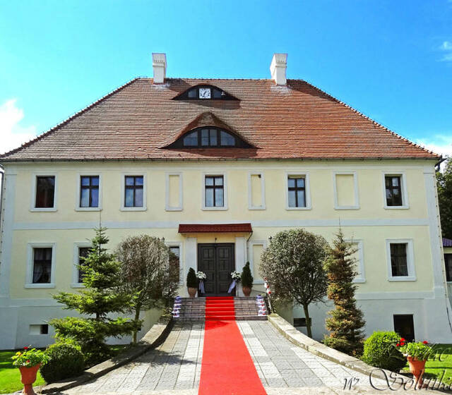 Pałac w Solnikach