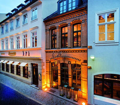 Beispiel: Außenansicht - Fassade, Foto: Hotel Zumnorde.