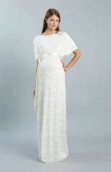 Beispiel: Brautkleid, Foto: Sweetbelly Couture.