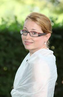Beispiel: Friederike Keck vom Team Alternativhochzeit, Foto: Alternativhochzeit.