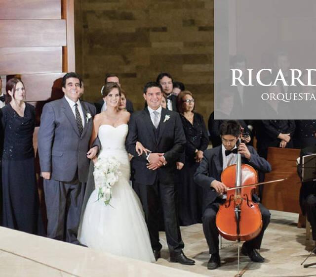 Coro Ricardo Venegas reúne los mejores cantantes del Coro Nacional y Músicos de la Sinfónica y Filarmonica de Lima.