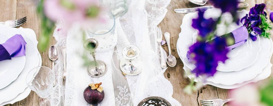 Rugged Lace Wedding