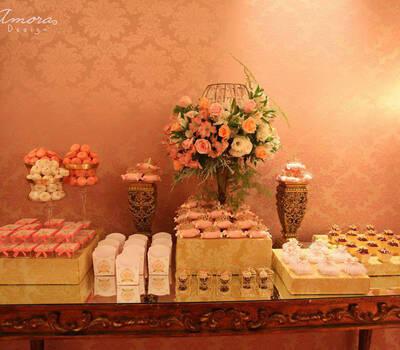 Luxos e Mimos - Lembranças Personalizadas. Foto: Pé de Amora - Photo & Design.