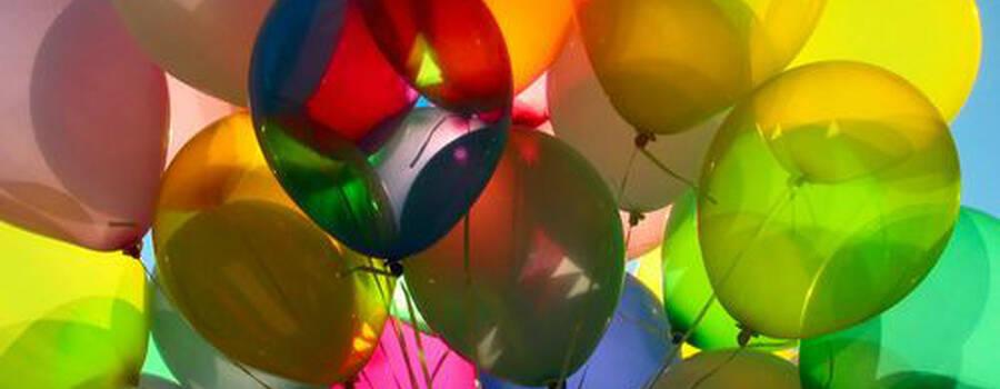 Beispiel: Die Welt der Luftballons, Foto: Luftballon.at.