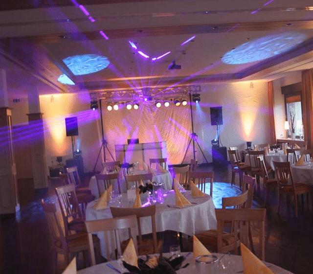 Beispiel: Auftritt, Foto: P.v.D. - Musik & Events.