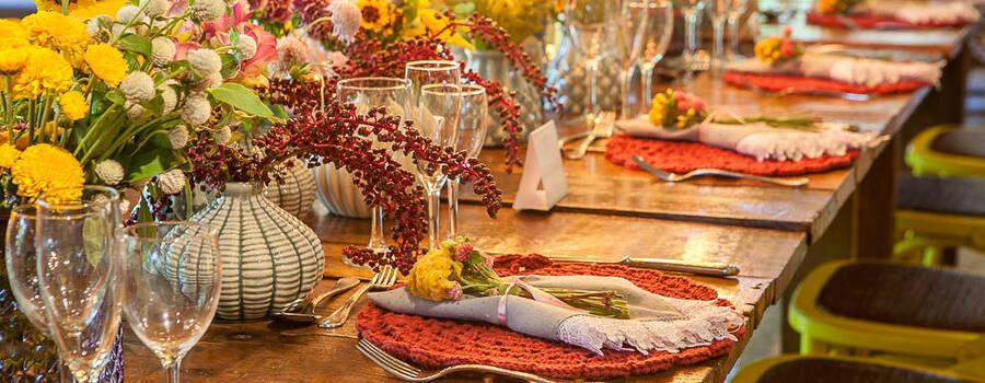Decoração Casamento Cristina Flor   Foto por Grazi Widman