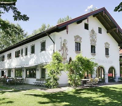 Beispiel: Stammhaus, Foto: Chiemgauhof.