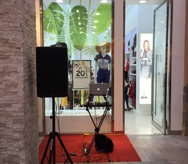 Activación tienda #MAEALCOTT #MallPlazaTrujillo