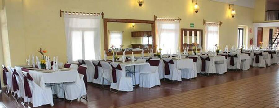 Hotel Campestre Torreblanca en Morelia