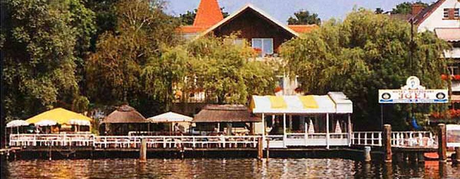Beispiel: Ansicht vom See, Foto: Hotel Restaurant Igel.