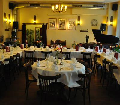 Beispiel: Innenraum, Foto: Restaurant Süden.
