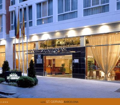 Hotel St.Gervasi Barcelona