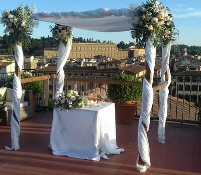 Celebrazione Terrazza Arno