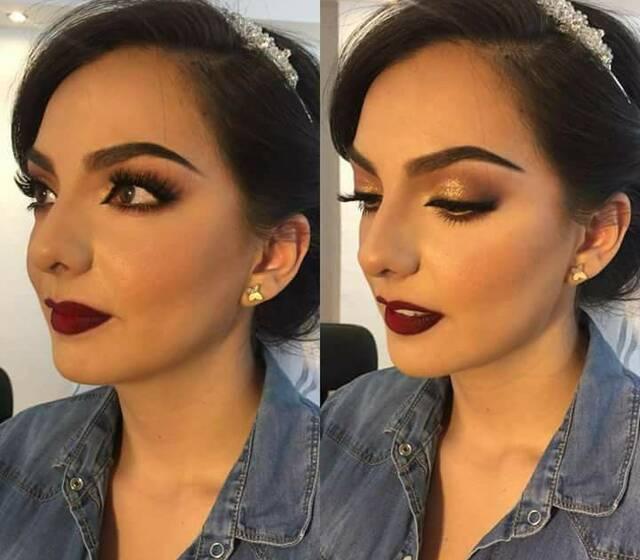 Vanessa Quijano Bride's Makeup