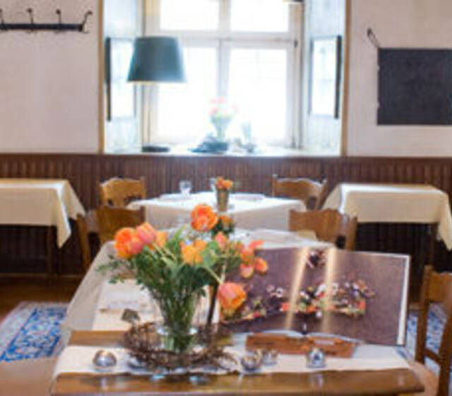 Beispiel: Bürgersaal, Foto: Ringhotel Zum Roten Bären.
