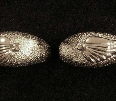 Beispiel: Trauringe - Flügelringe, Foto: Meistergoldschmiede Silver & Gold.