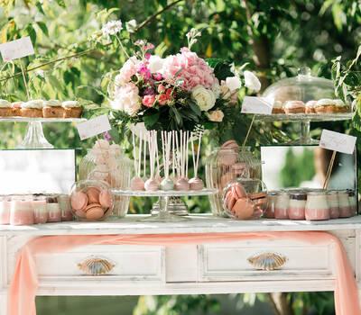 Десерты для сладкого стола