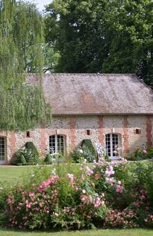 L'Orangerie de Vatimesnil - l'anciennes écuries du 18 ème siècle