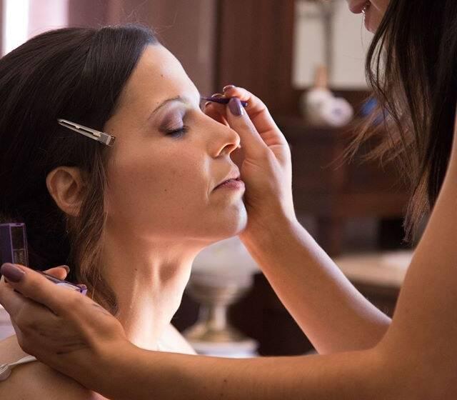 M' and Makeup
