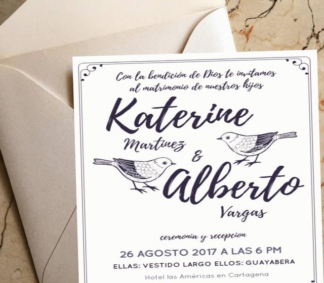 Invito Di Carta