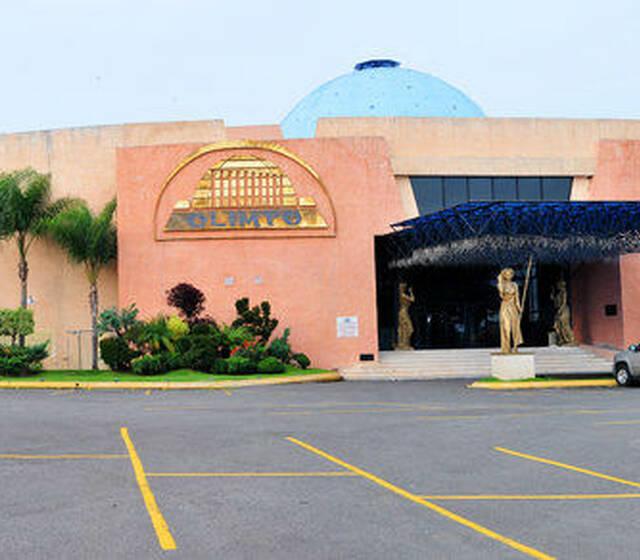 Centro De Convenciones Olimpo.