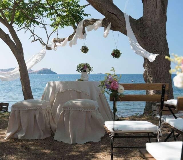 """Rossella Celebrini Events"" Wedding In Elba •Cerimonia simbolica • Symbolic ceremony •  Ph. Stefano Muti"