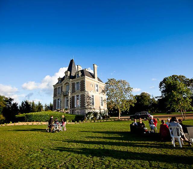 Château de l'Eperonniere