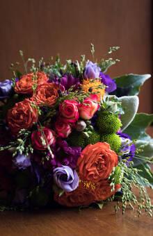 ©LaurentBrissonPhotographie Bouquet de la mariée