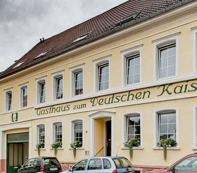 Beispiel: Außenansicht, Foto: Deutscher Kaiser.