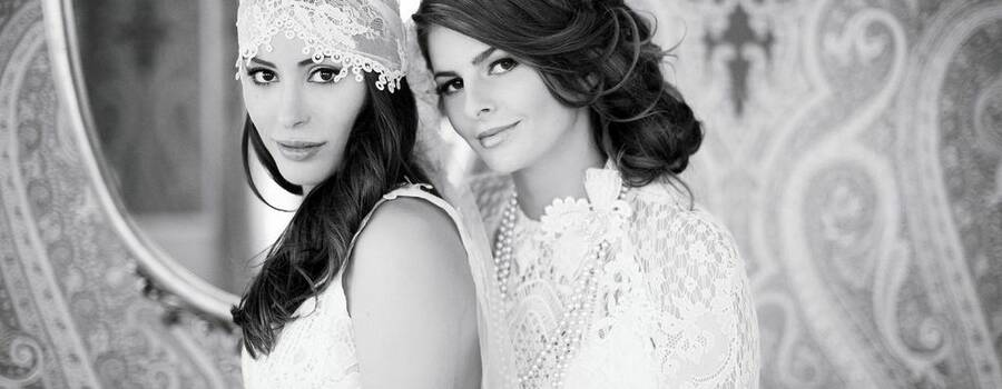 Beispiel: Brautkleider nach Maß, Foto: Zoro Sposa.