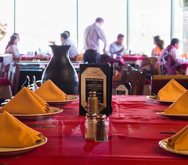 Restaurante El Quintal