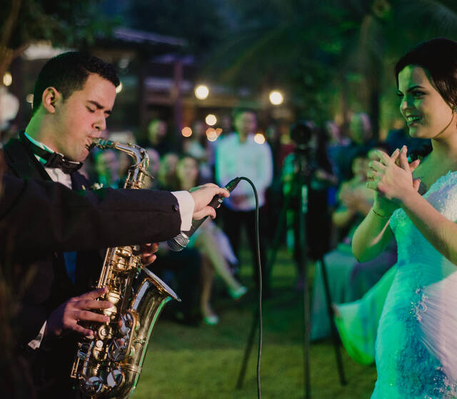 Casando com Música