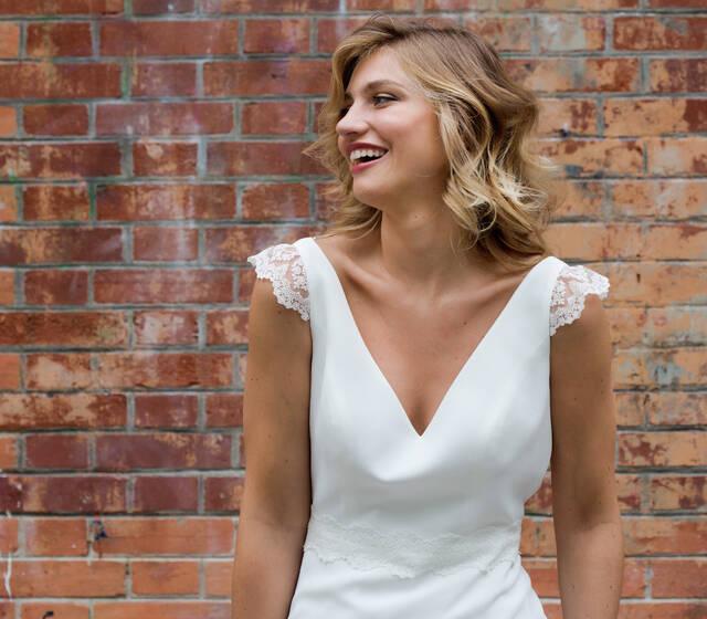 Robe de mariée Marie Laporte 2019