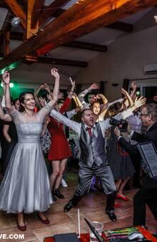 Ouverture de Bal & Partie Dansante pour Christine & Emmanuel