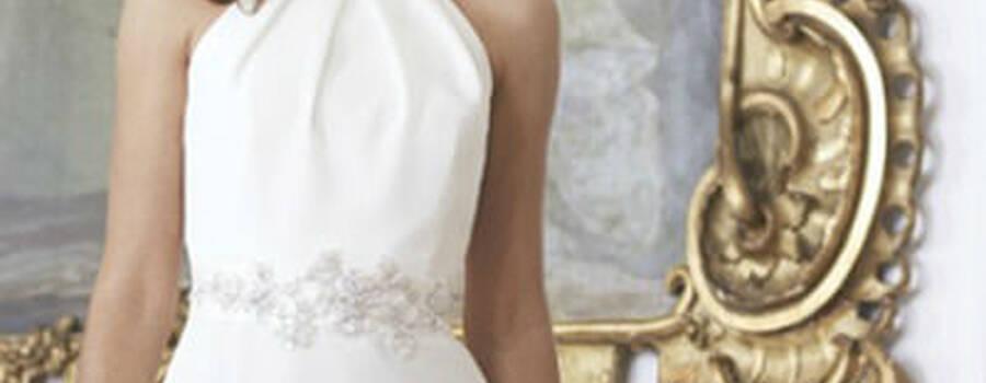 Beispiel: Brautkleid, Foto: Forever Brautmoden.