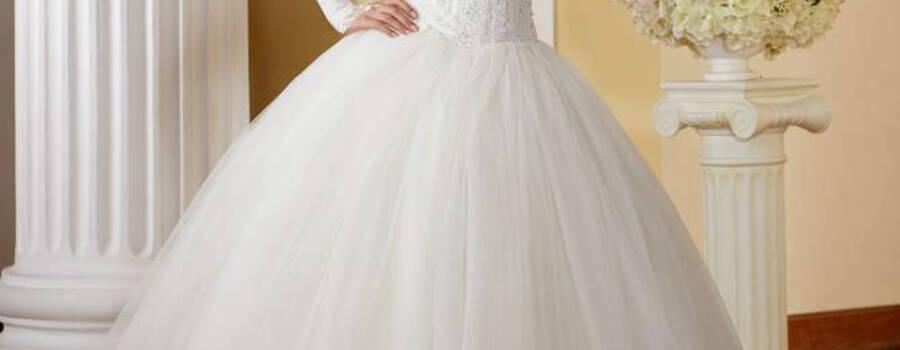 Beispiel: Eleganz in Weiß, Foto: White Lounge.