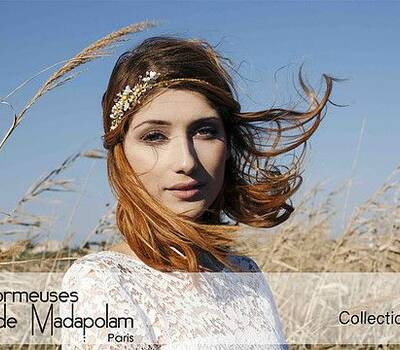 Headband Sybille par Les Dormeuses de Madapolam