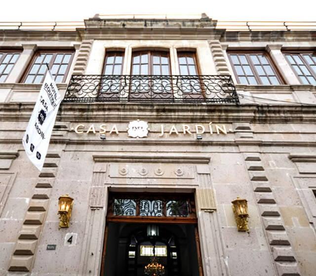 Hotel Boutique Casa Jardín