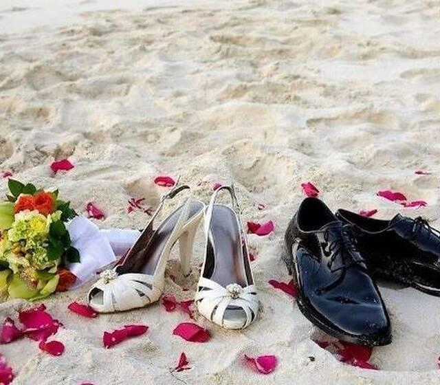 Beispiel: Hochzeit in der Karibik, Foto: itravel.