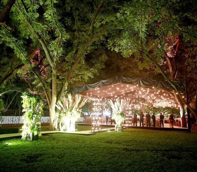 Jardín de los Nogales
