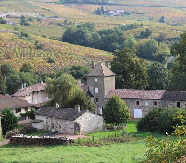 © Le Château d'Envaux