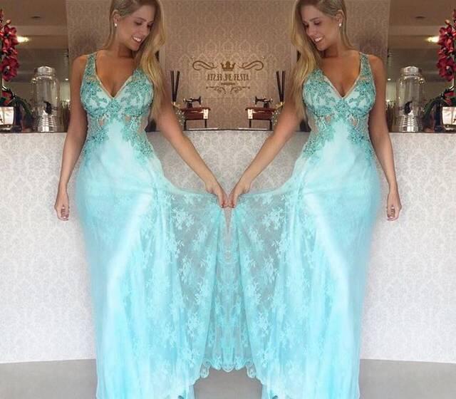 6603da211a8 Luxo de Festa Vestidos - Opiniões