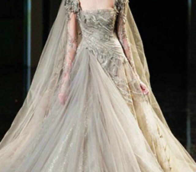 Beispiel: Brautmode, Foto: Kleidermacherei.