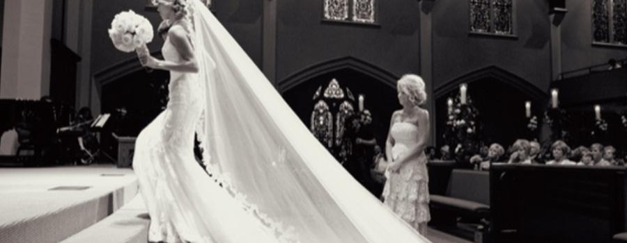 Beispiel: Von standesamtlicher bis kirchliche Trauung, Foto: The Princess.