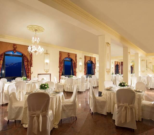 Hotel Castel Vecchio_Sala Bellavista