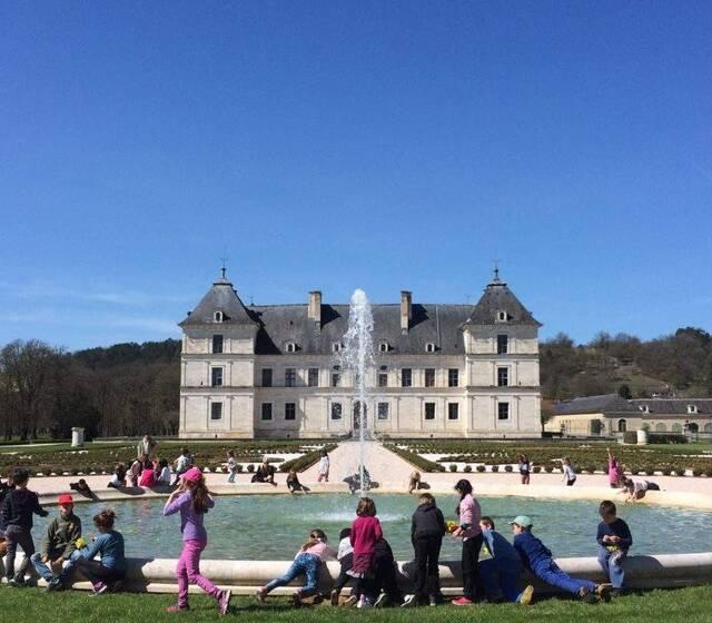 ©Le Château d'Ancy-le-Franc