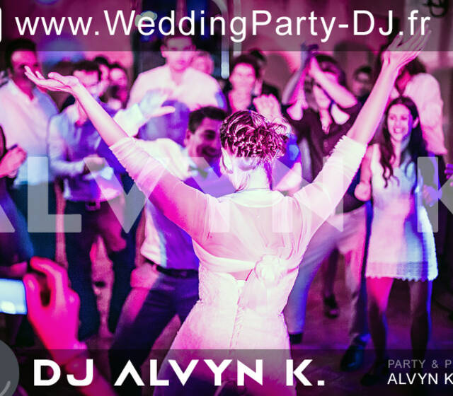 "Alvyn Kaplan Wedding party <a href=""https://www.weddingparty-dj.fr/"" target=""_blank""><strong>DJ</strong> pour <strong>mariage</strong></a> avec une ambiance musicale & visuelle mémorable ! © photo Alvyn Kaplan"