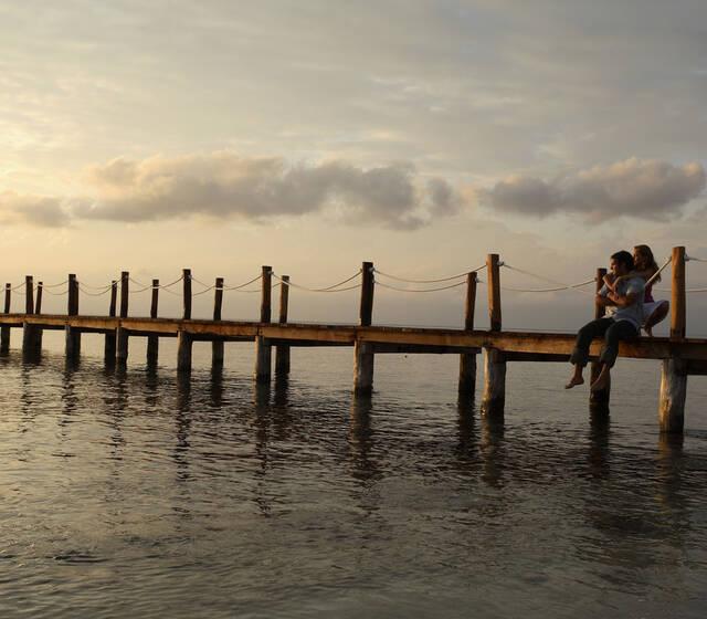 IBEROSTAR Cozumel es el lugar ideal para el destino de tu boda. Celebra tu día en este lujoso resort con servicios 5 estrellas, magníficas instalaciones y paquetes diseñados para hacer tu evento inolvidable.